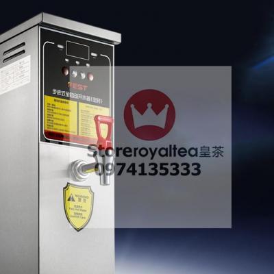 Máy đun nước siêu tốc dùng cho trà sữa chuyên nghiệp Fest RC10 Có Sẵn ( Giá Rẻ Nhất )