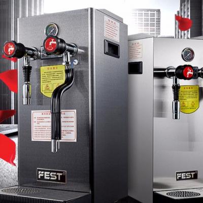 Máy đun nước áp suất cao fest và sục nóng đồ uống