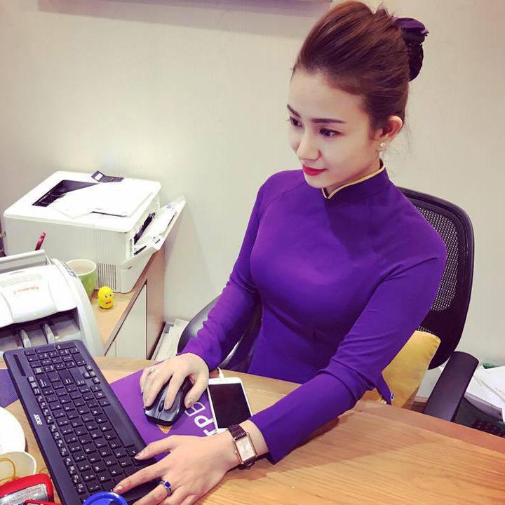 Trần Vân Anh - Quản lý Tea KA